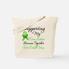 LymphomaSupport(TwinSister) Tote Bag