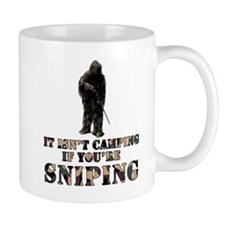 Isn't camping if ur Sniping Mug