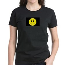 Vampire Smiley Face Tee