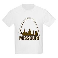 Vintage Missouri Kids T-Shirt