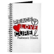 PEACE LOVE CURE Parkinsons (L1) Journal