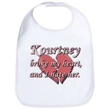 Kourtney broke my heart and I hate her Bib