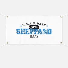 Sheppard Air Force Base Banner