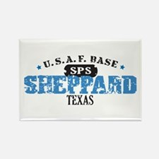 Sheppard Air Force Base Rectangle Magnet