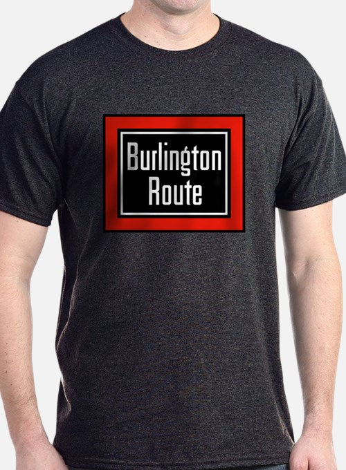 Burlington Route T-Shirt
