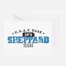 Sheppard Air Force Base Greeting Card