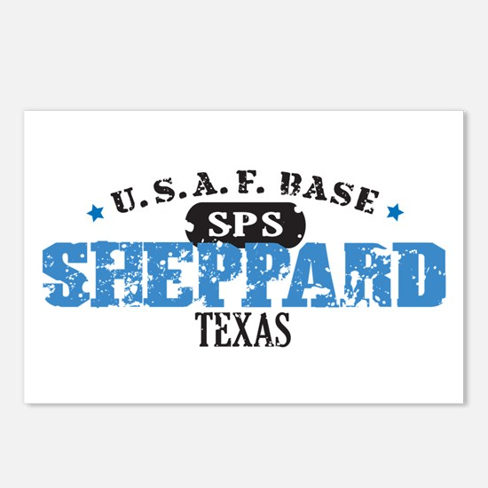 Sheppard Air Force Base Postcards (Package of 8)