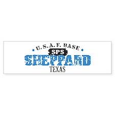 Sheppard Air Force Base Bumper Bumper Sticker