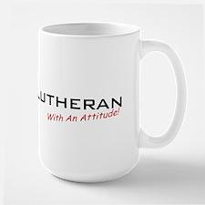 Lutheran / Attitude Large Mug