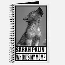 Where's My Mom? Journal