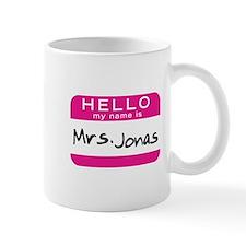Mrs. Jonas Mug