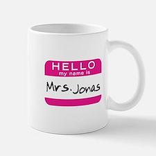 Mrs. Jonas Small Small Mug