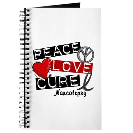 PEACE LOVE CURE Narcolepsy (L1) Journal
