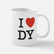 I Heart DY Mug
