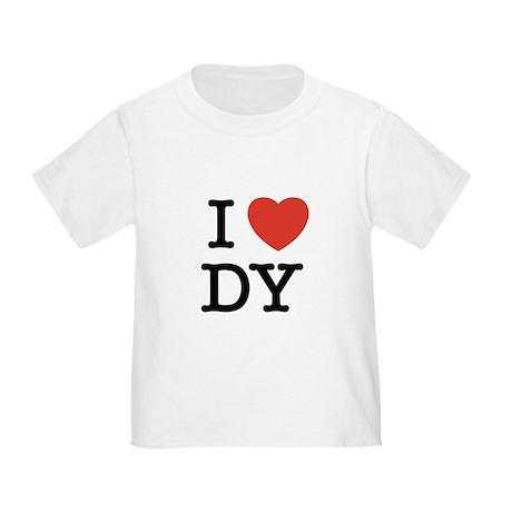 I Heart DY Toddler T-Shirt