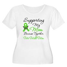 Lymphoma Support (Mom) T-Shirt