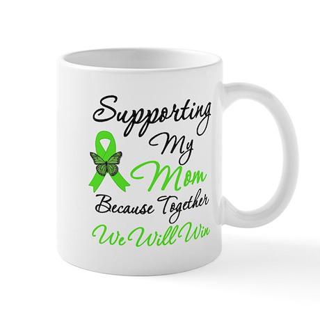 Lymphoma Support (Mom) Mug