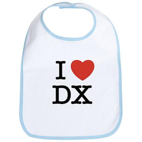 I Heart DX Bib