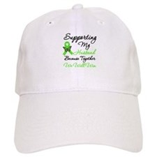 Lymphoma Support (Husband) Baseball Cap