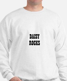 DAISY ROCKS Sweatshirt