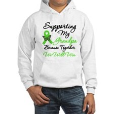 Lymphoma Support (Grandpa) Hoodie