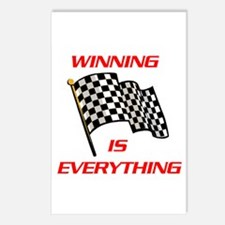 WINNING CHOICE Postcards (Package of 8)