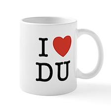 I Heart DU Mug