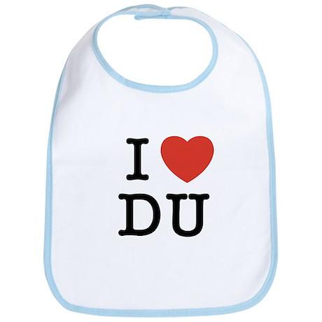 I Heart DU Bib