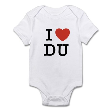 I Heart DU Infant Bodysuit