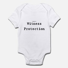 Jehovah's Witness Protection Infant Bodysuit
