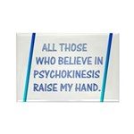 Raise My Hand Rectangle Magnet (100 pack)