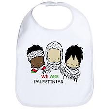 Cute Anti israel Bib