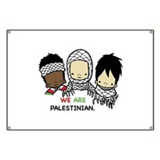 Funny Palestinian Banner