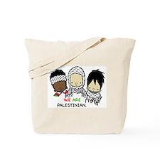 Funny Gaza Tote Bag