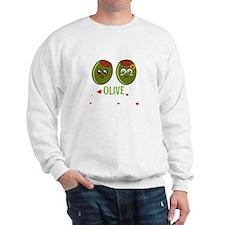 I Love Conch Dog T-Shirt