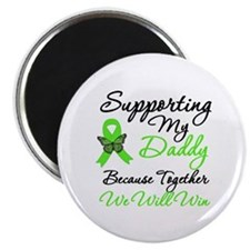 Lymphoma Support (Daddy) Magnet