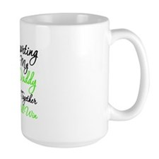 Lymphoma Support (Daddy) Mug