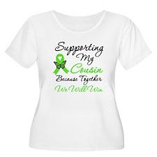 LymphomaSupport (Cousin) T-Shirt