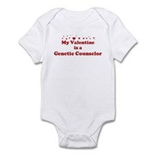Valentine: Genetic Counselor Infant Bodysuit