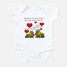 Squirrel Love Infant Bodysuit
