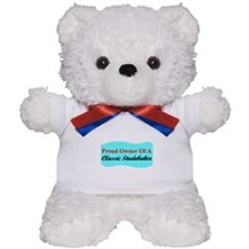 """Proud Stude Owner"" Teddy Bear"