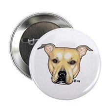 "Pit bull 2.25"" Button (10 pack)"