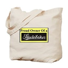 """Proud Stude Owner"" Tote Bag"