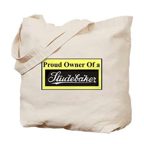"""Proud Stude Owner"" Tote Bag"