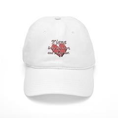 Kiana broke my heart and I hate her Baseball Cap