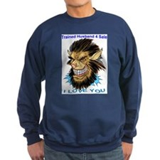 Trained Husbands 4 Sale Jumper Sweater