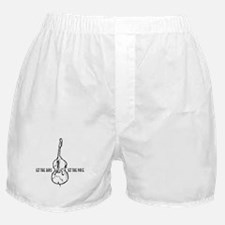 Let The Bass Boxer Shorts