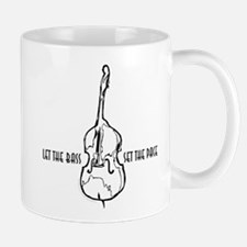 Let The Bass Mug