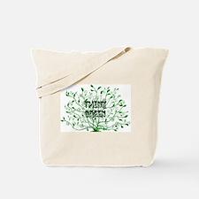 Cute Hug vegetarian Tote Bag