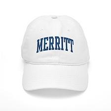 Merritt Collegiate Style Name Baseball Cap